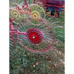 Сеноворошилка 5 колес