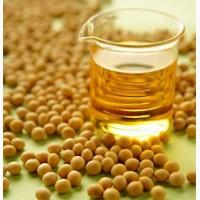 Соевое масло (наливом, нераф., гидратированное)