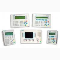 Прямые поставки с 2010г. Панелей (SIEMENS) SIMATIC S5 и S7 TD1, TD2, TD10, TD17 и TD20