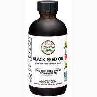 Эфиопское масло черного тмина Bionatal 118 мл. США