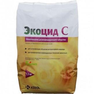 Экоцид С 2, 5кг KRKA