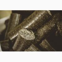 Продам брикет топливный из лузги подсолнечника
