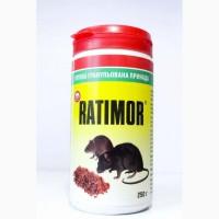 Ратимор( Ratimor) от крыс и мышей 250 гр