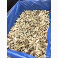Замороженный белый гриб, индустриальный, 3 сорт