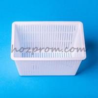 Прямоугольная сырная форма 2 кг Технология сыра в домашних условиях
