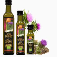 Олія з насіння розторопші