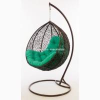 Садовая качель. Удобное кресло кокон