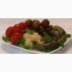 Соленья бочковые: огурец соленый бочковой, помидор соленый бочковой ТМ ВСЕ100
