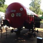 Бочка МЖТ-10 (пожарная)