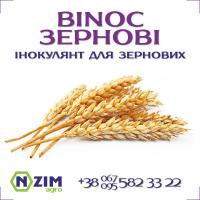 BiNoc Зерновые ENZIM Agro - Инокулянт для зерновых колосовых культур (яровых и озимых)