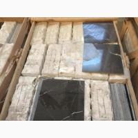 Италия : Мраморная плитка 600 кв. м, разных цветов и размеров - распродажа - 50%