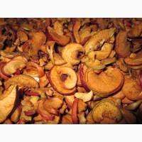 Яблоки сухие сухофрукты сушка домашняя натур эко без термо