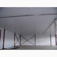 Будівництво виробничих приміщень під ключ