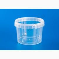 Герметичный пластиковый судок с крышкой 365 мл