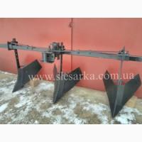 Підгортачі, окучники до мототрактора (мінітрактора)