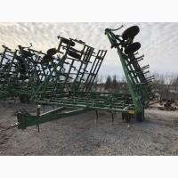 Услуги культивации почвы культиватором john deere 960 захват 10 м