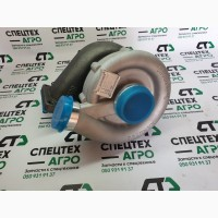 Турбина на CHANGLIN двигателя WD615 612600113460A