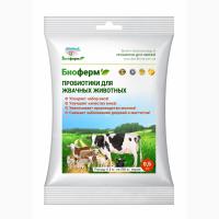 Кормовая добавка - пробиотик для жвачных животных Биоферм