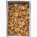 Бабочка, четверть, крошка, миксы грецкого ореха. В наличии, а также под заказ