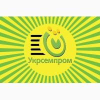 Доработка семян зерновых и масличных культур на заводе ООО Укрсемпром, Запорожская обл