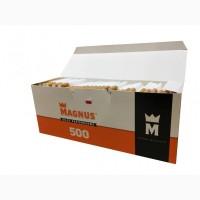 ГИЛЬЗЫ для сигарет MAGNUS 500 шт - 55 грн
