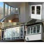 Балкон и лоджия под ключ Днепре и области
