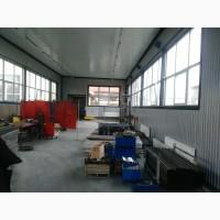 Цеха, склады, ангары, нефтебазы. - изготовление и монтаж