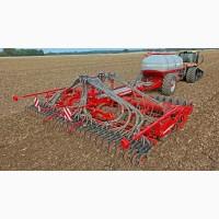 Посев зерновых, масличных культур