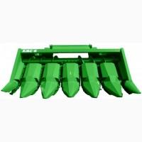 Жатки для уборки кукурузы КМС-6, КМС-8